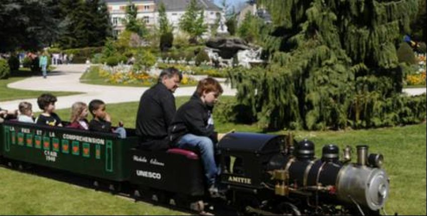 petit train wichita parc pasteur orléans