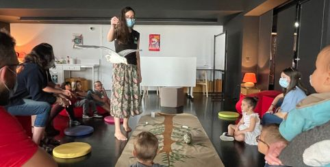 Ateliers Cobayes 0-3 ans // MOBE Orléans
