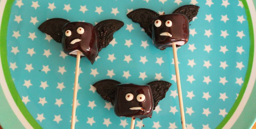 Les Chamallows effrayants d'Halloween !